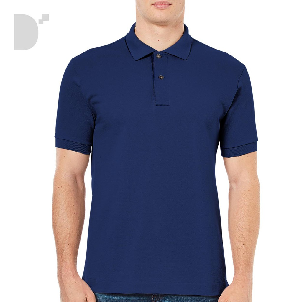 0fd12abd5ed3 Lifeline Polo Shirt (Navy Blue)