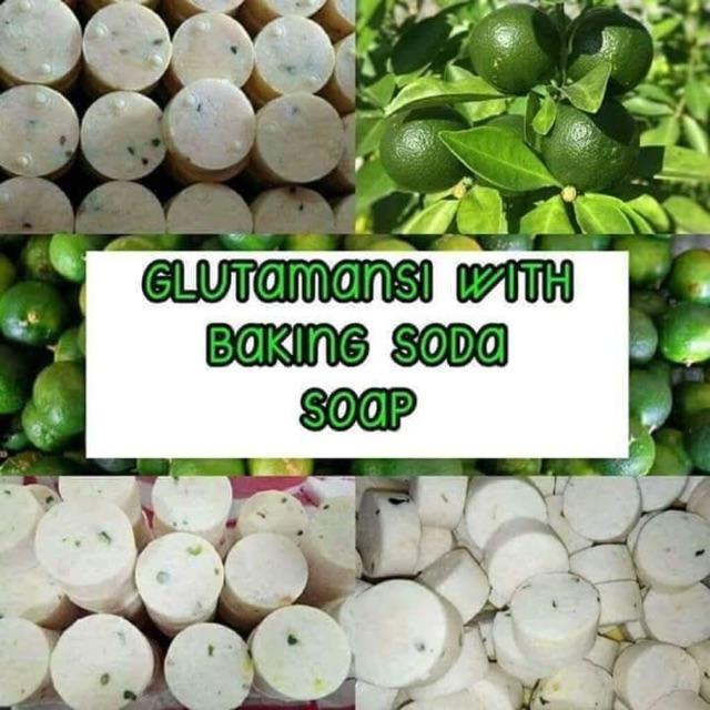 GLUTAMANSI WITH BAKING SODA ROUND CUT (1KILO)