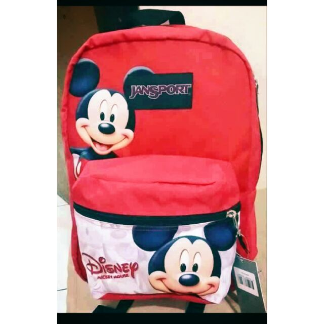 16faad044fc Mickey mouse backpack 📌RESTOCKED