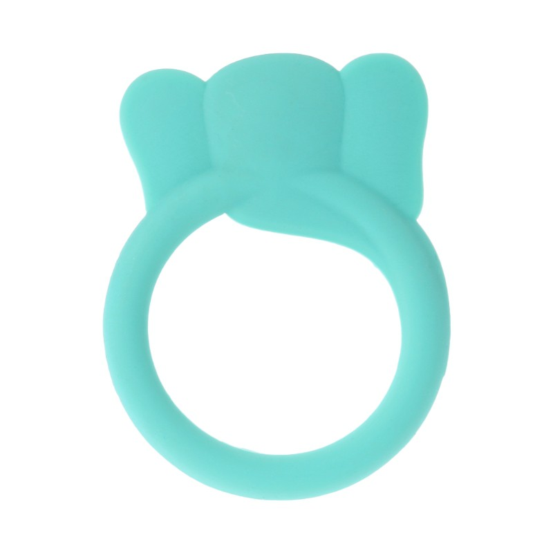Silicone Chew Biting Bracelet Baby Teething Teether Soother Bangle Chewy
