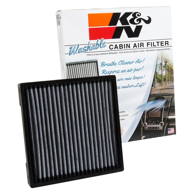 K&N Filters 33-3045 Air Filter Fits 18 Hilux Car & Truck Parts
