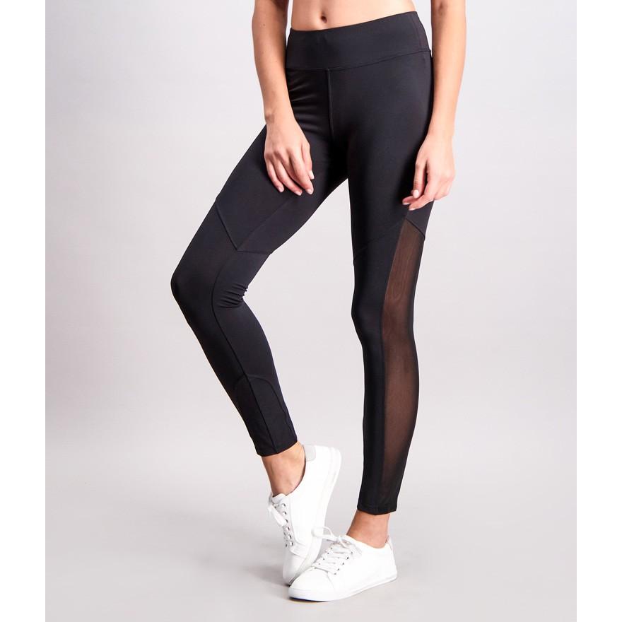 abab0bb642 BENCH/ Sports Pants - Black