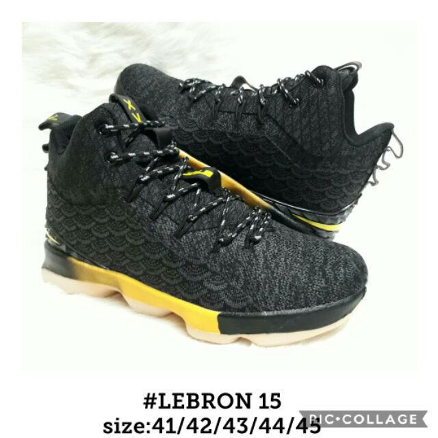 124ffaf7520 LEBRON 15 CLASS A For Men