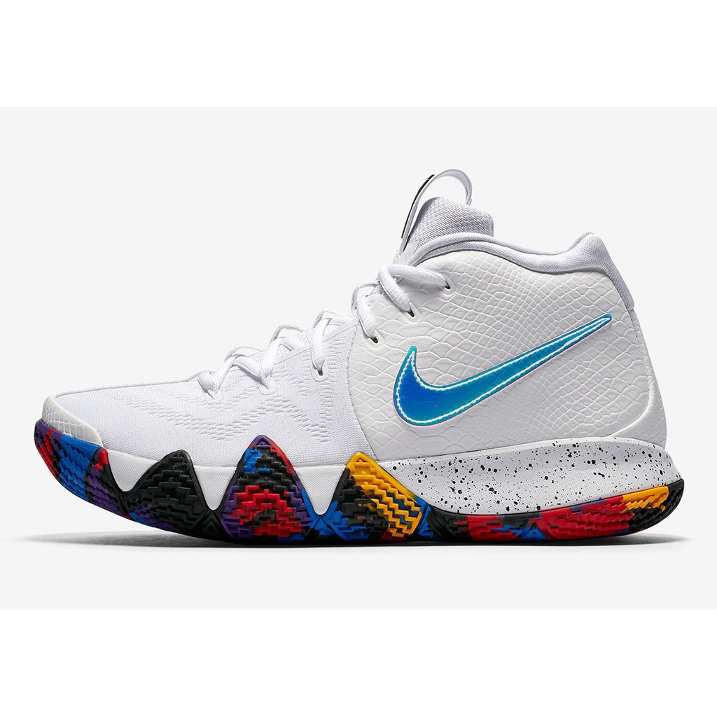 100% Original Nike Kyrie Irving 4 March Madness Shoes