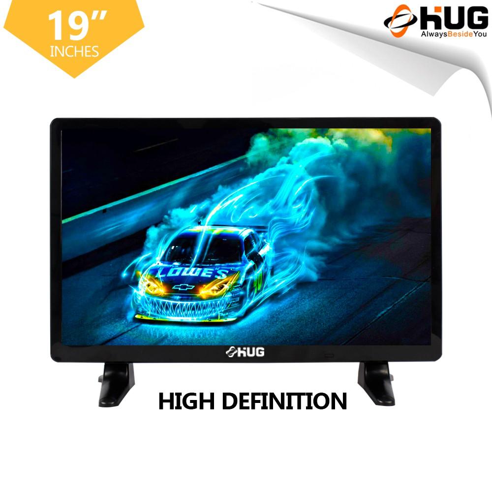 HUG LT19A 19 Inches LED TV - High Definition