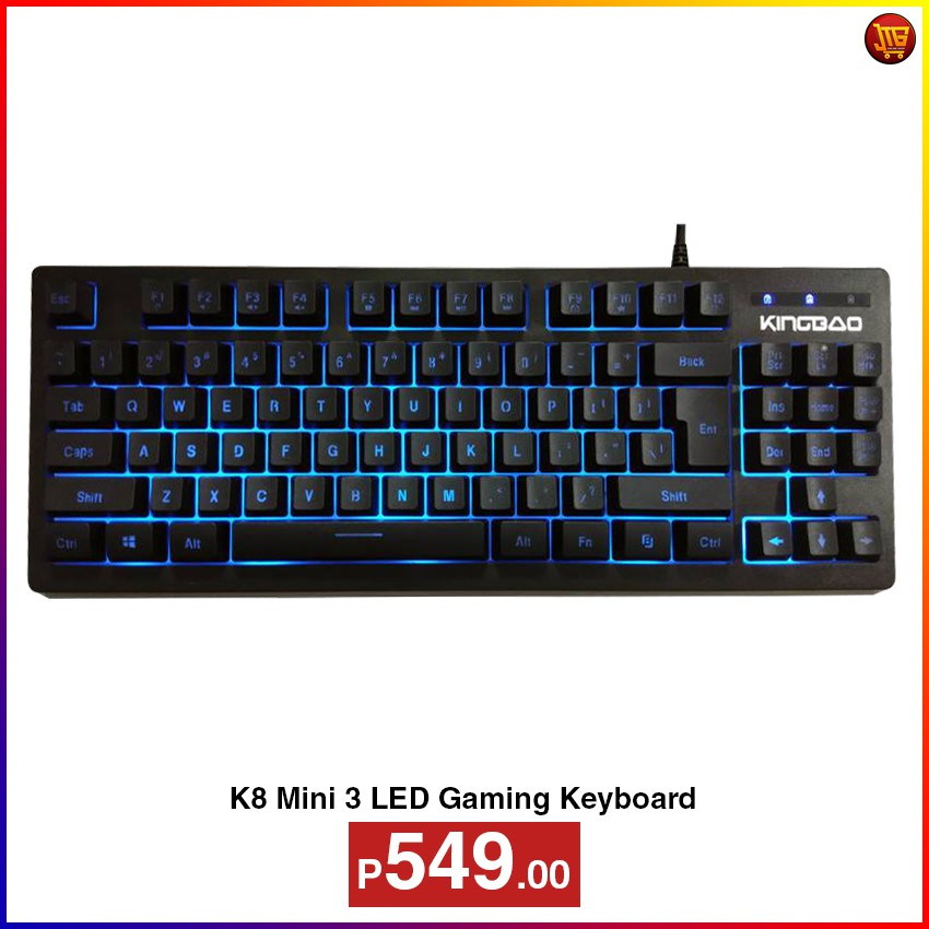 2471940a5f3 mini keyboard - Computer Gaming Prices and Online Deals - Gaming Mar 2019 |  Shopee Philippines
