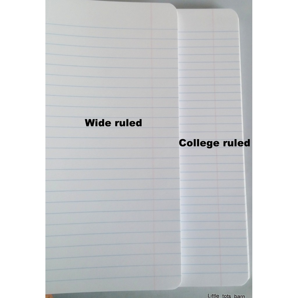 LTB: COLLEGE WIDE RULED COMPOSITION NOTEBOOK HARD COVER 100s