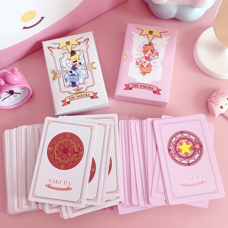 Card Captor Sakura Anime Cards Poker Shopee Philippines