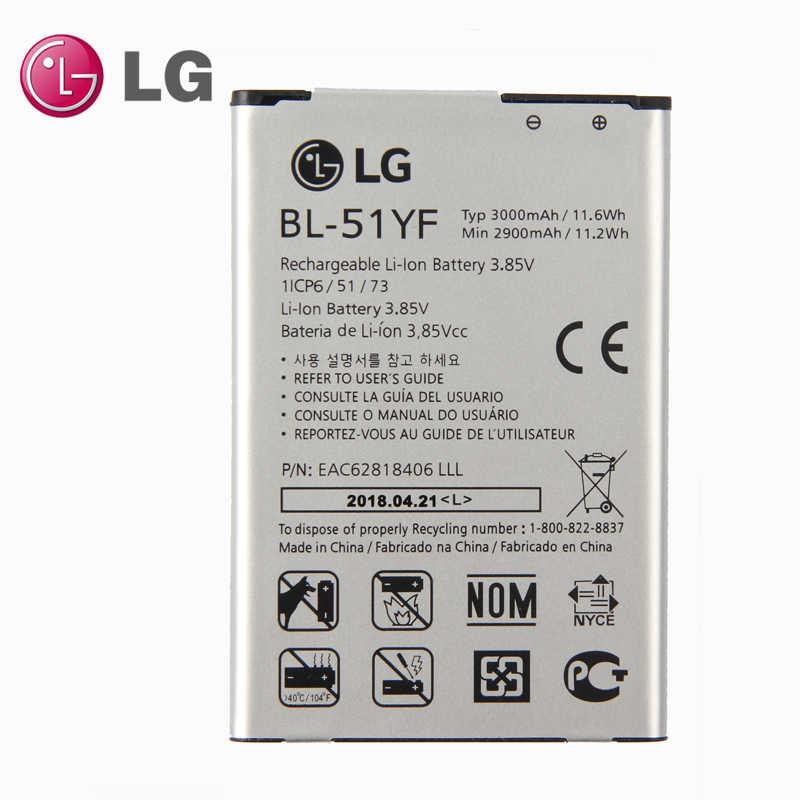 High Quality LG Battery BL-51YF For LG G4 H815 H811 H810