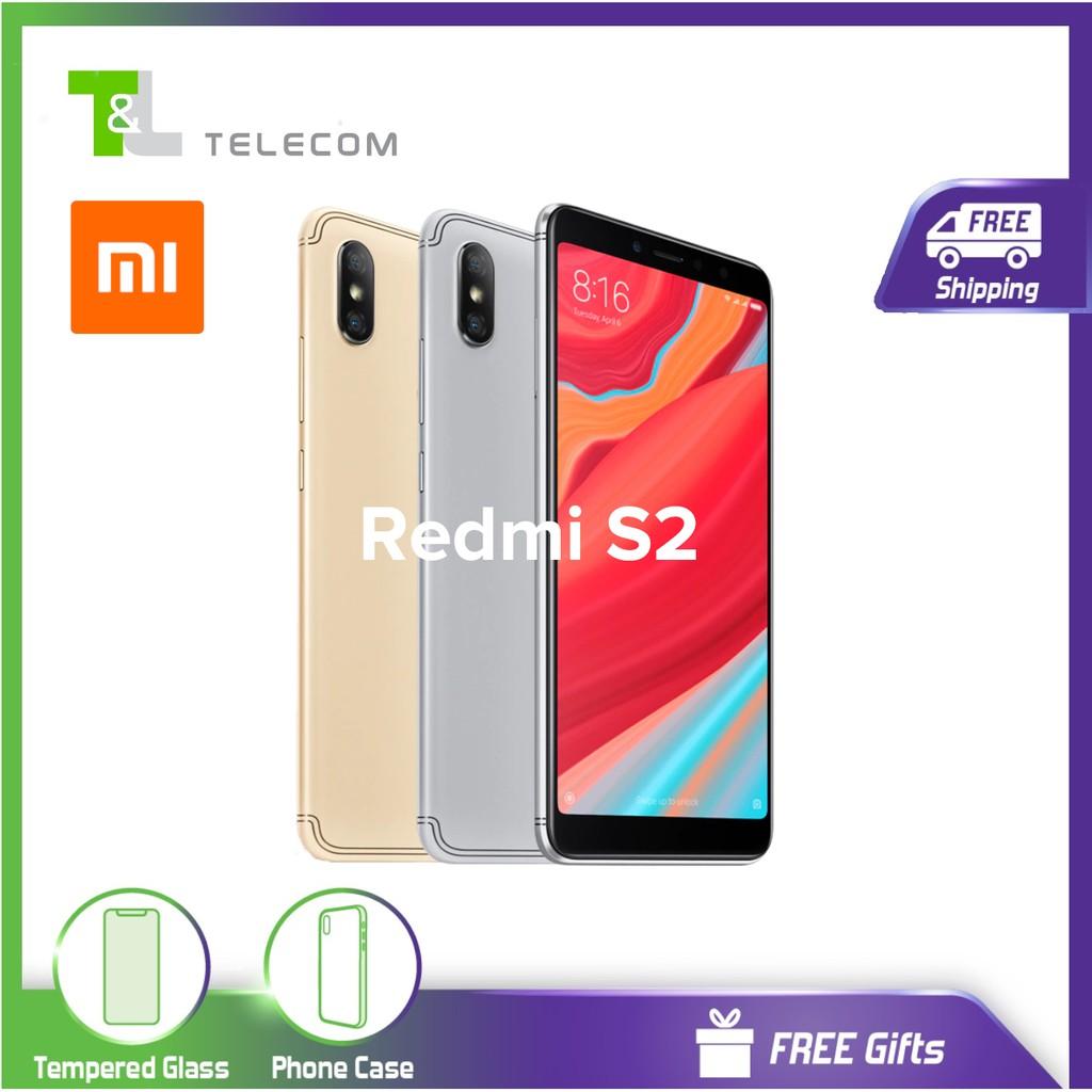 [FREE GIFTS!] Xiaomi Redmi S2 3GB+32GB/4GB+64GB - Official Global ROM  Version