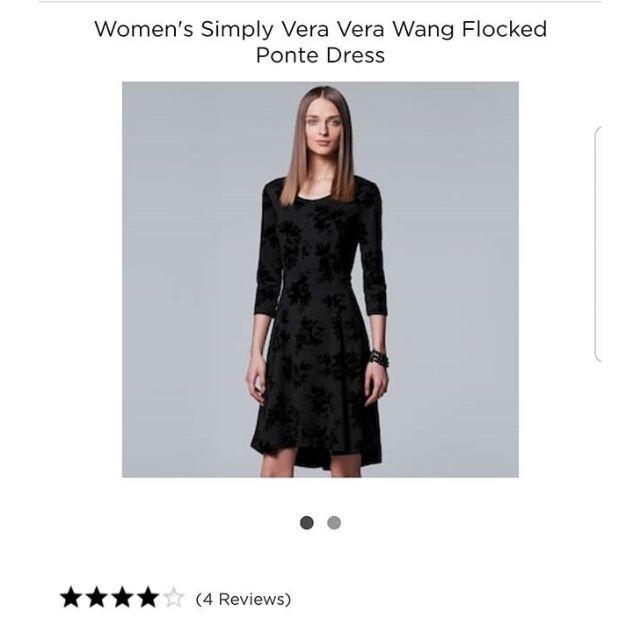 b7f28588 Simply vera, vera wang dress | Shopee Philippines