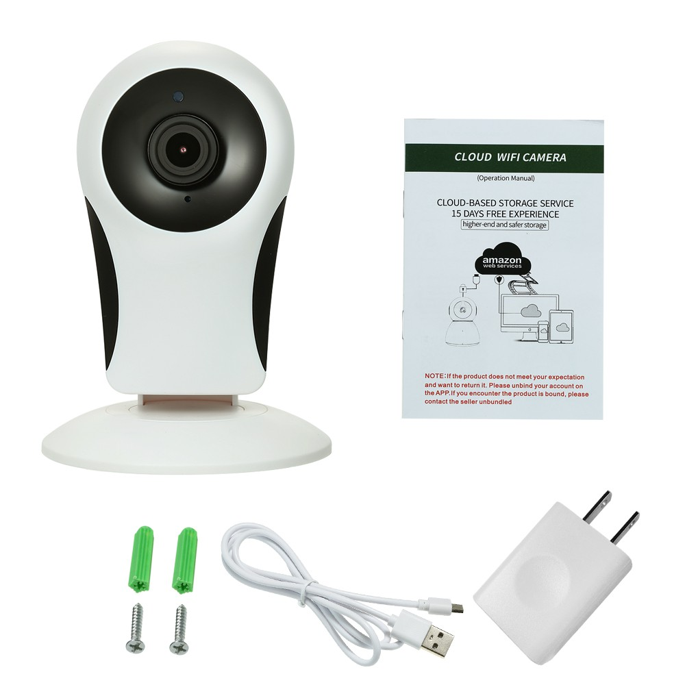 HD 960P IP Cloud Camera Surveillance Security Camera