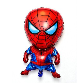Home, Furniture & DIY Captain America Spiderman Balloon Set Foil kids Hero Birthday Party Decoration Balloons