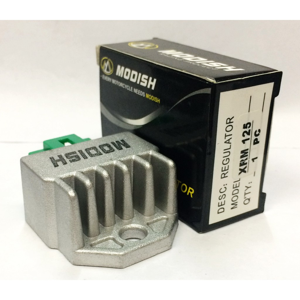 Regulator Rectifier Stock Xrm125 Modish Shopee Philippines
