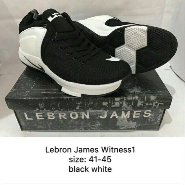 0c47484b863 Nike LeBron Icon QS x John Elliott men s shoes white black