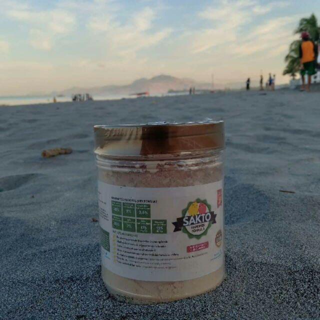 Premium organic sakto handfeed formula (500g)