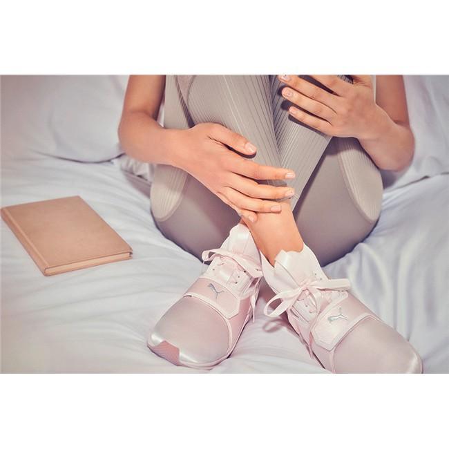 Puma Phenom Satin EP Pink Women's Sport Shoes Training Shoes