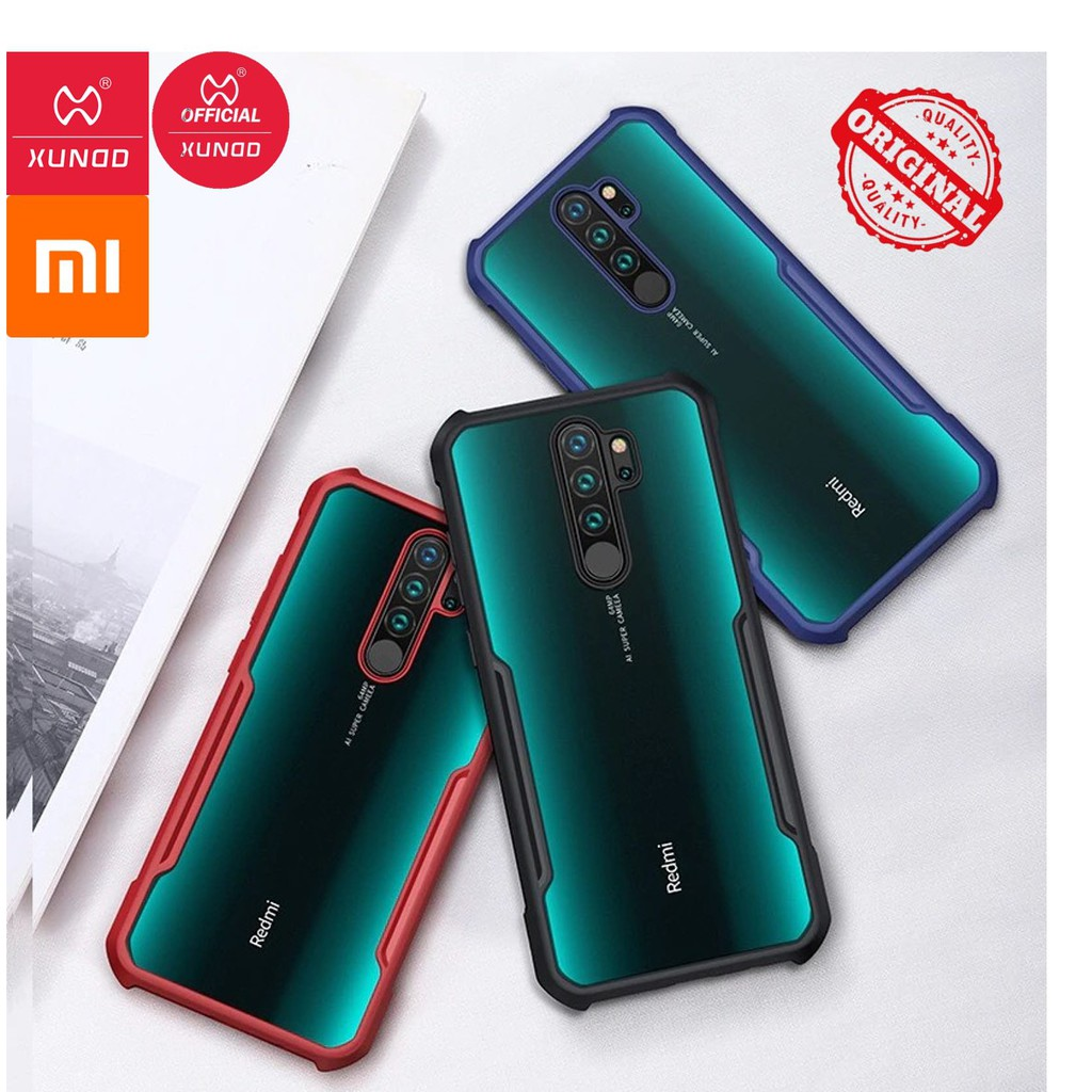 Xundd Beatle Series Case For Xiaomi Redmi Note 8 Note 8 Pro Shopee Philippines