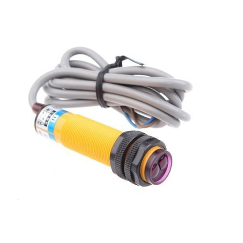 E3F-DS30C4 Optoelectronic Sensor Photo switch NPN NO 1.2M Cable DC 6-36V