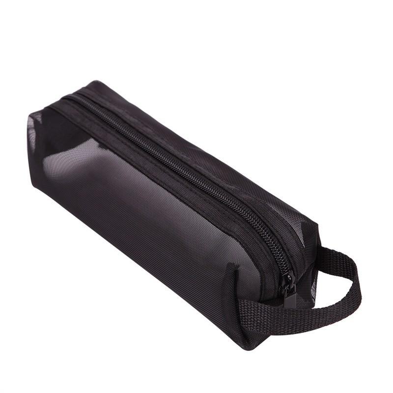 Fashion Cosmetic Bag Storage Double Zipper Clutch Travel  27f1fed35471