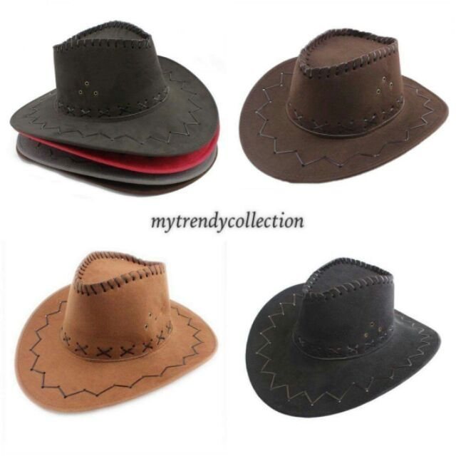 cowboy hat - Hats   Caps Prices and Online Deals - Men s Bags   Accessories  Oct 2018  bfd91b06267c