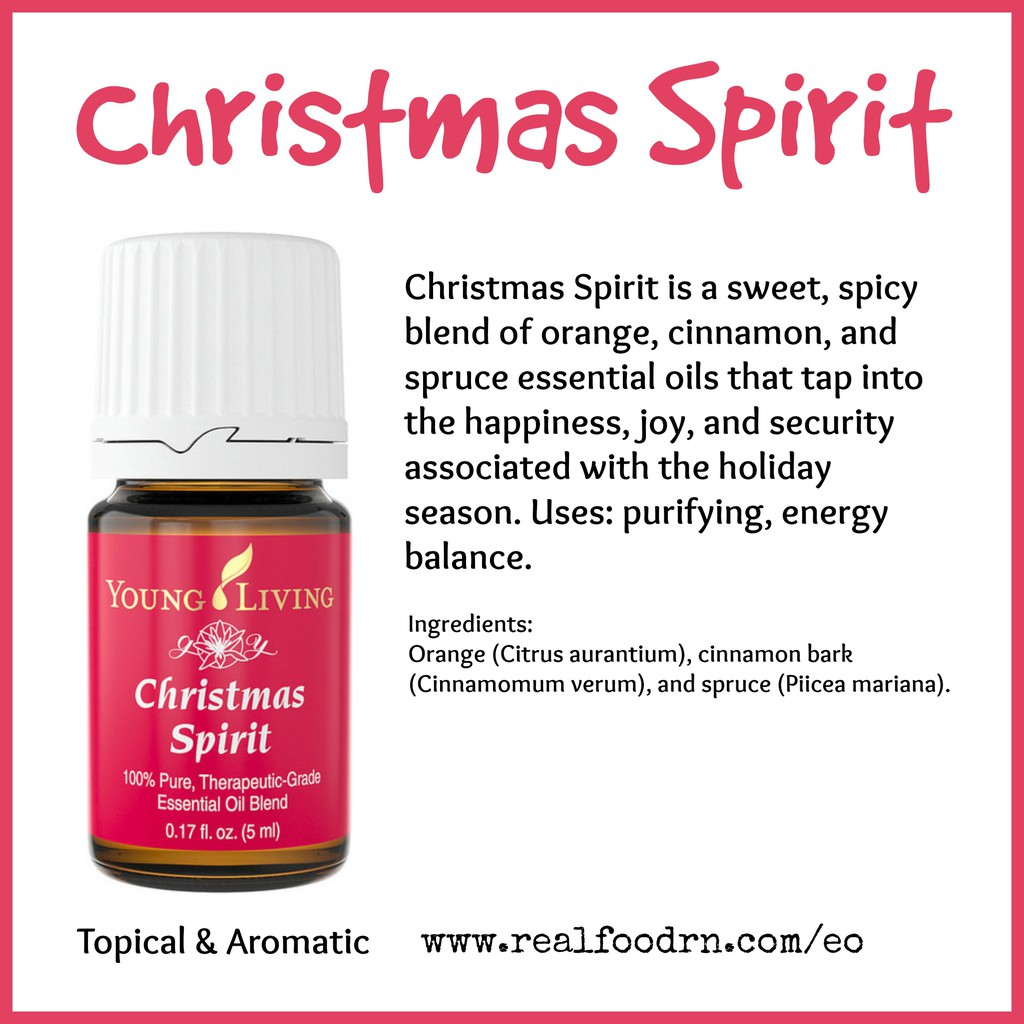Young Living Christmas Spirit.Young Living Christmas Spirit Essential Oil 5ml Shopee