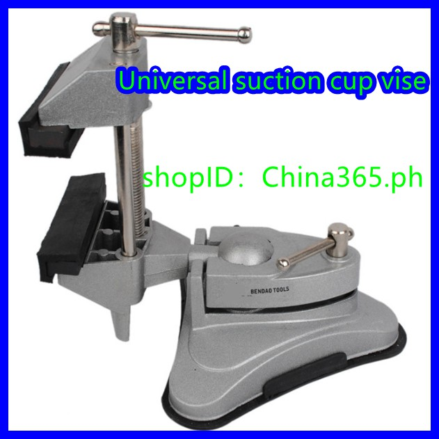 Miraculous Suction Cup Aluminum Table Vise Bench Vise Household Bench Vise Universal Vise Onthecornerstone Fun Painted Chair Ideas Images Onthecornerstoneorg