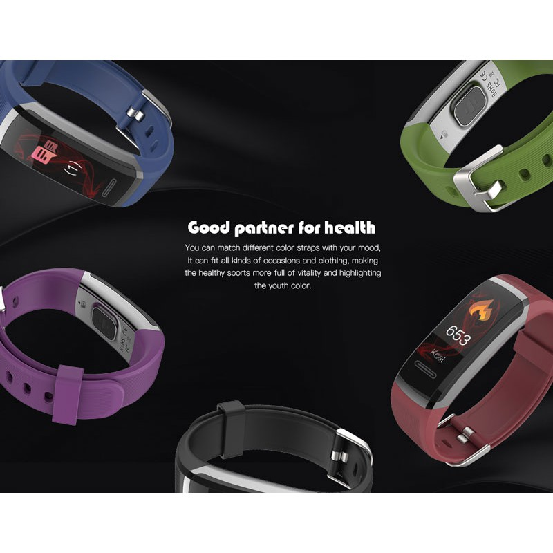 ✅COD✅FREE SHIPPING! Wearfit Smart Band Fitness Tracker