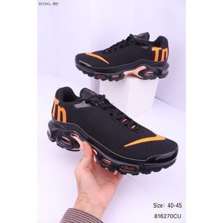 Men's Footwears NIKE AIR MAX PLUS TN ULTRA RUNNING BLACK