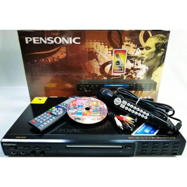 PENSONIC 25M-4442 DVD