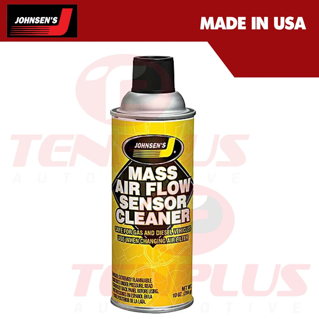 Nya Johnsen's Mass Air Flow Sensor Cleaner 10oz. | Shopee Philippines MN-08