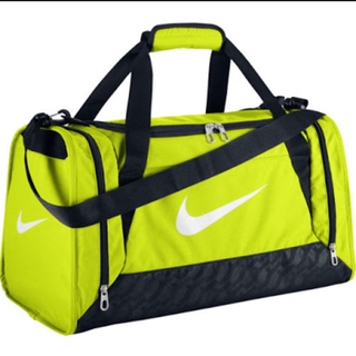 61f6cd508c44 Nike Brasilia Duffel Bag