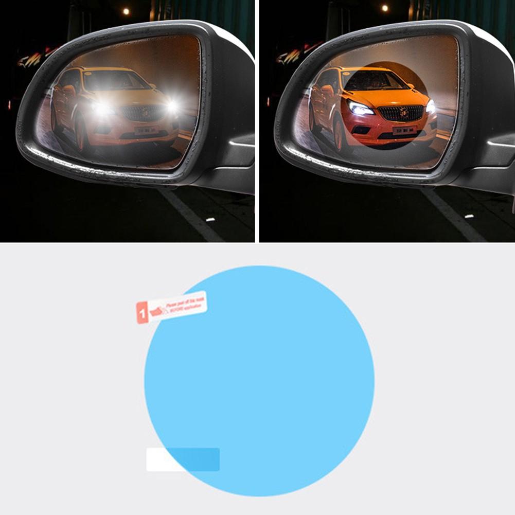 2x Car Rear View Mirror Clear Anti Fog Rain Film Waterproof Protective Film Hot