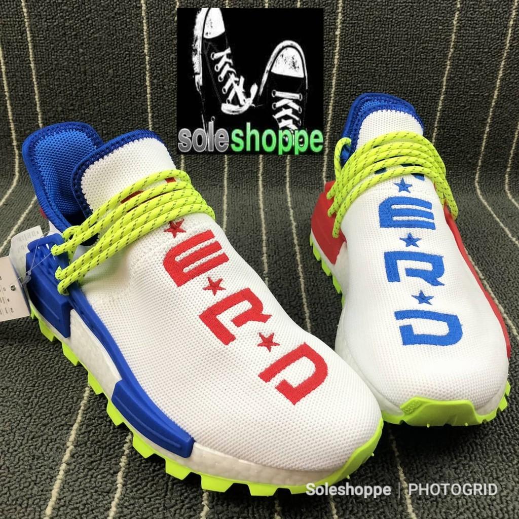 118d7829c4bf2 Adidas NMD P.W Human Race x Gucci