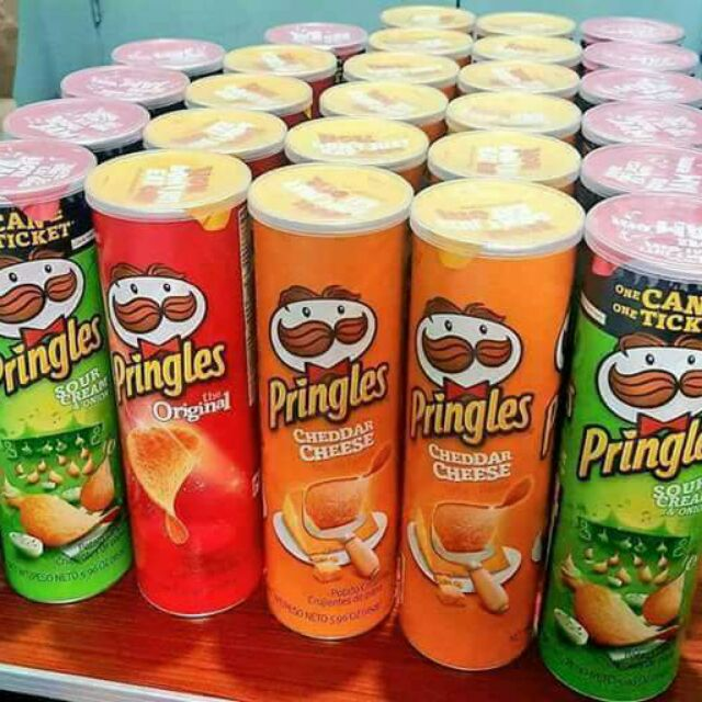 IMPORTED PRINGLES