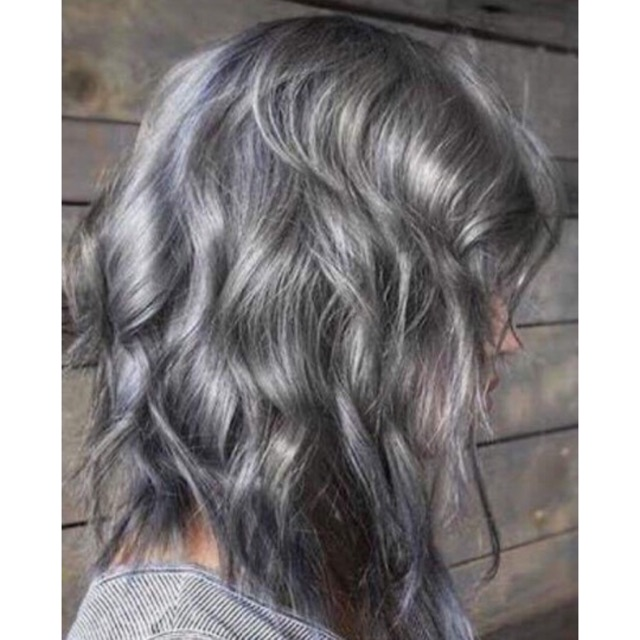 Epsa Salon Expert Hair Color Set 0 19 Ash Gray Granny Sho Philippines