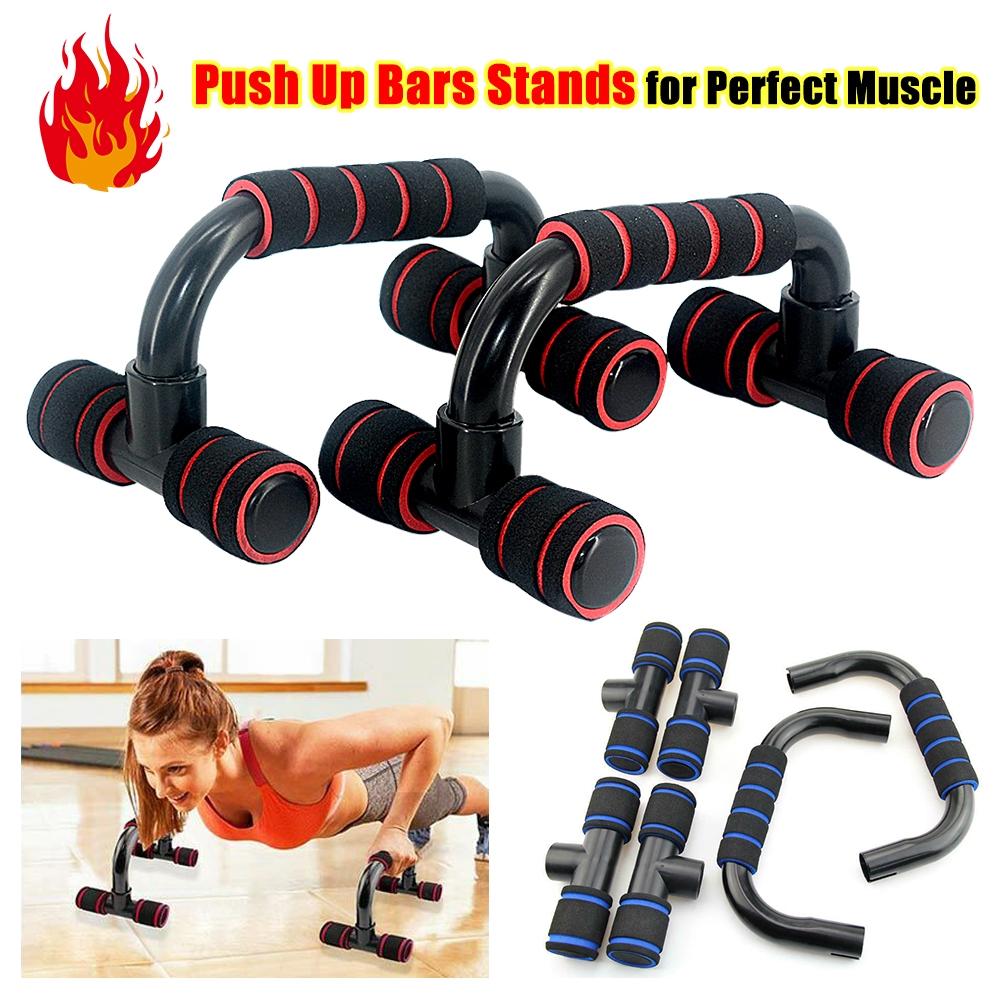 Maha Fitness Products Perfect Push Up Bars