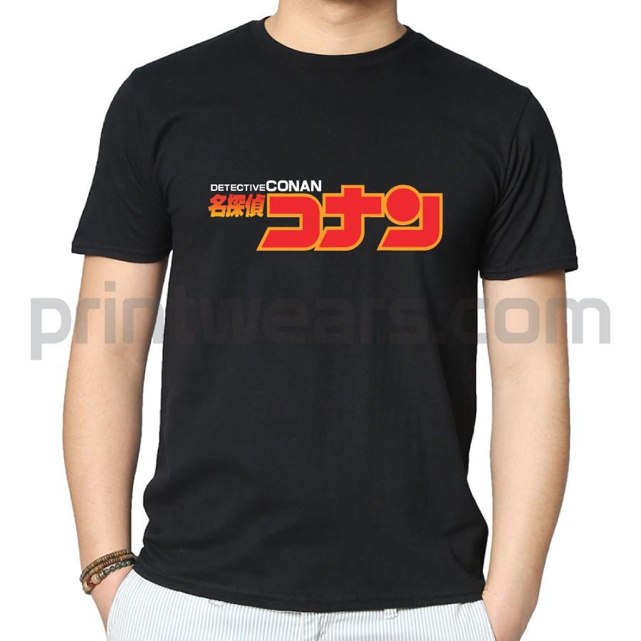 Detective Conan Men T Shirt Pw-006