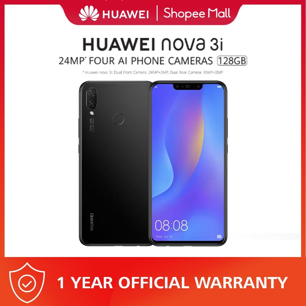 Huawei Nova 3i 4GB RAM