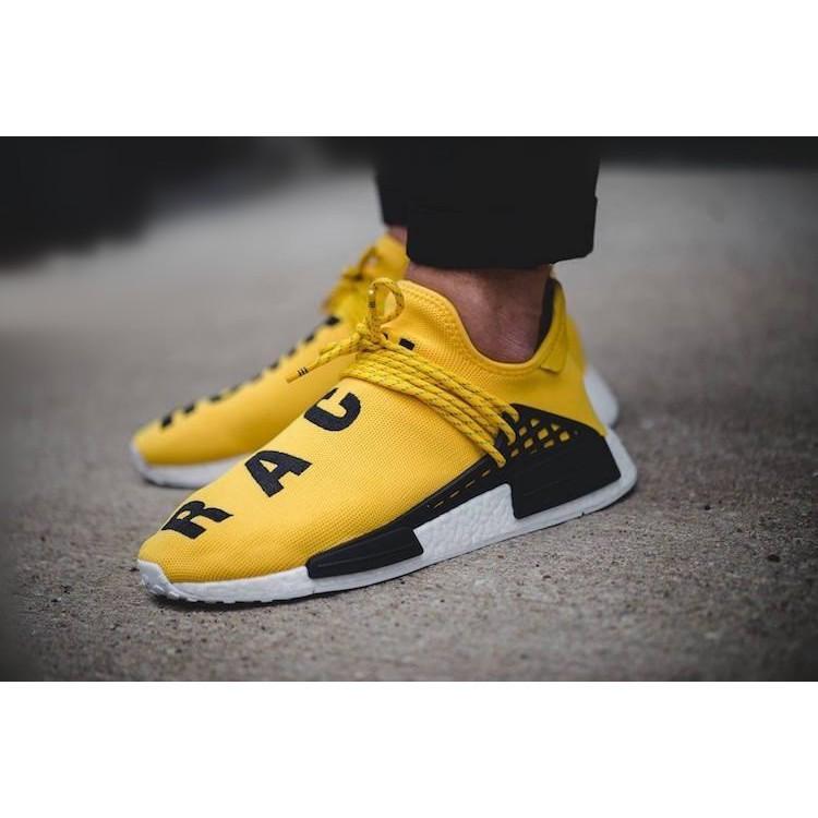 0117215b ProductImage. ProductImage. Ready Stock Adidas PW Human Race NMD PHARRELL  Men/women Running Shoes BB0619