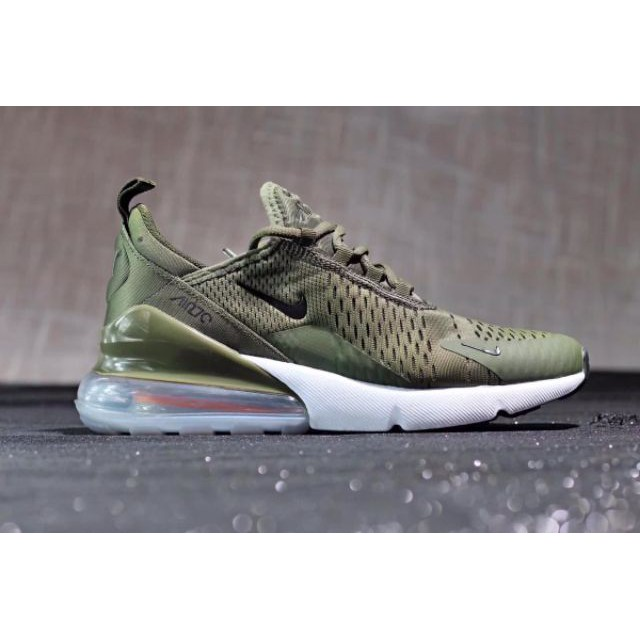 Original 2019 couple latest Nike Air Max 27C half palm running shoes cushion joint name Ready
