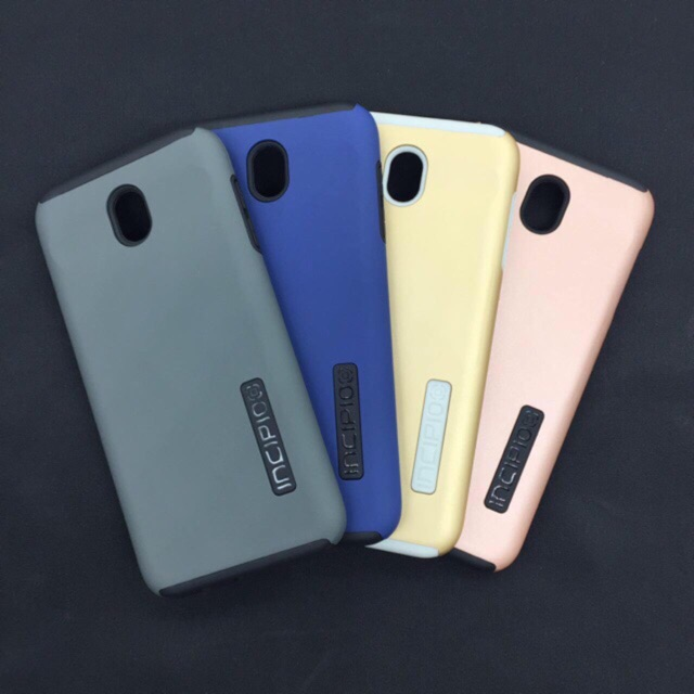 various colors 03522 e5e2c Samsung galaxy J7 PRO Incipio DualPro Case