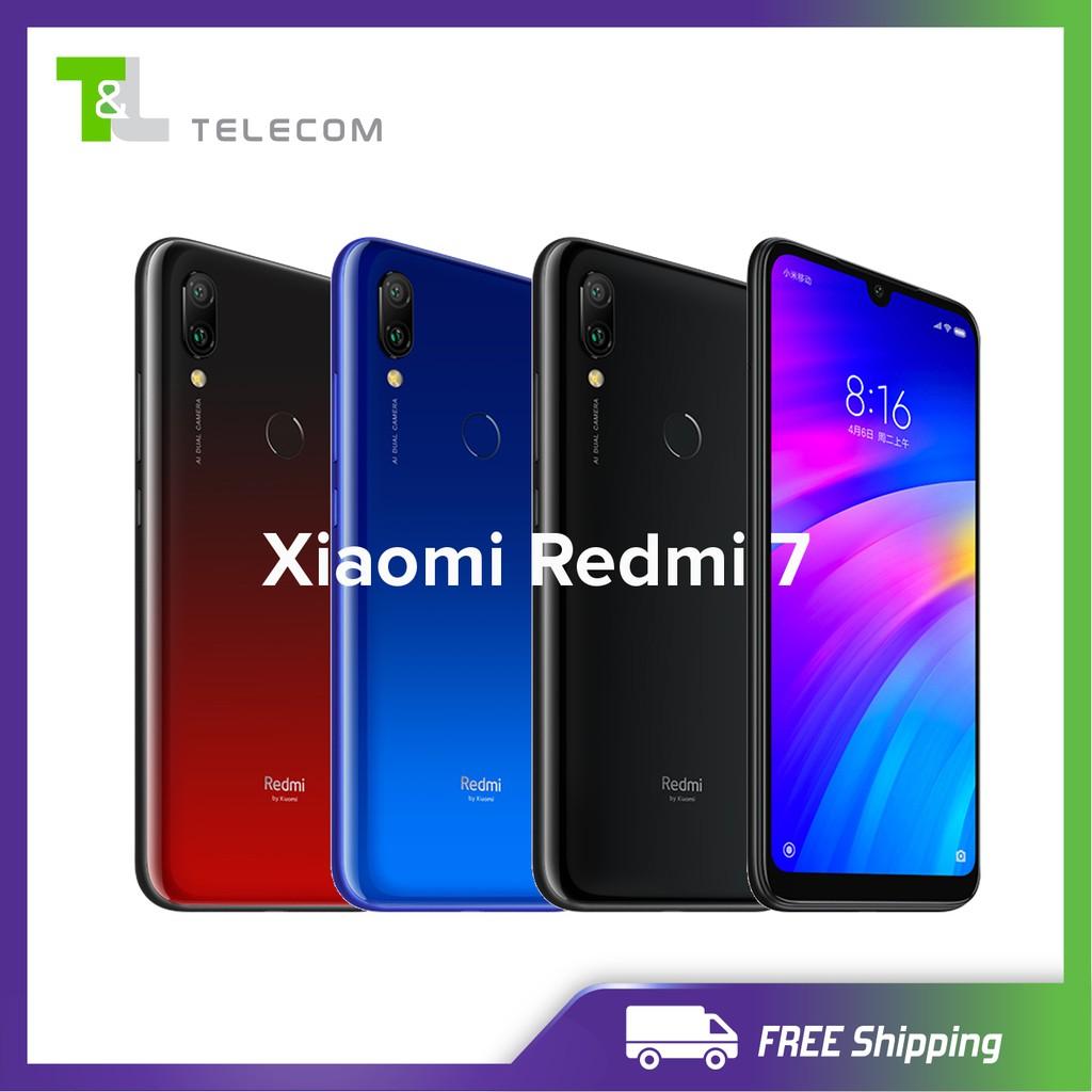 Xiaomi Redmi 7 3GB+32GB/64GB - Official Global ROM Set