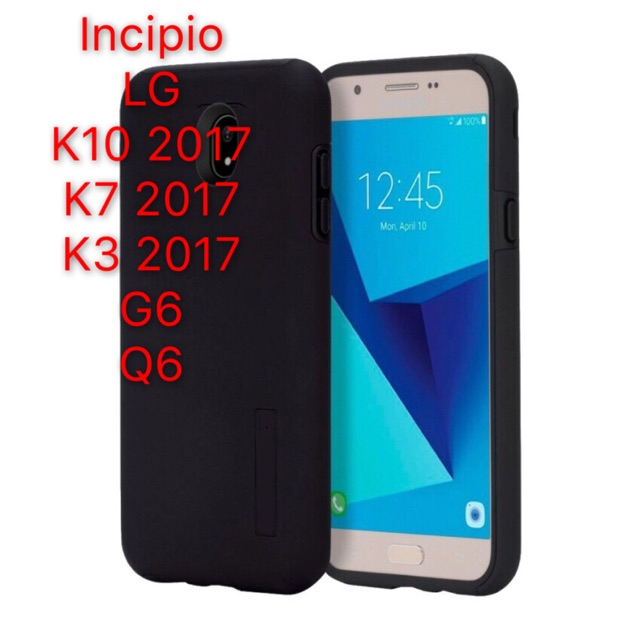 reputable site d2c43 48c98 Incipio LG K10 2017 K7 2017 K3 2017 G6 Q6