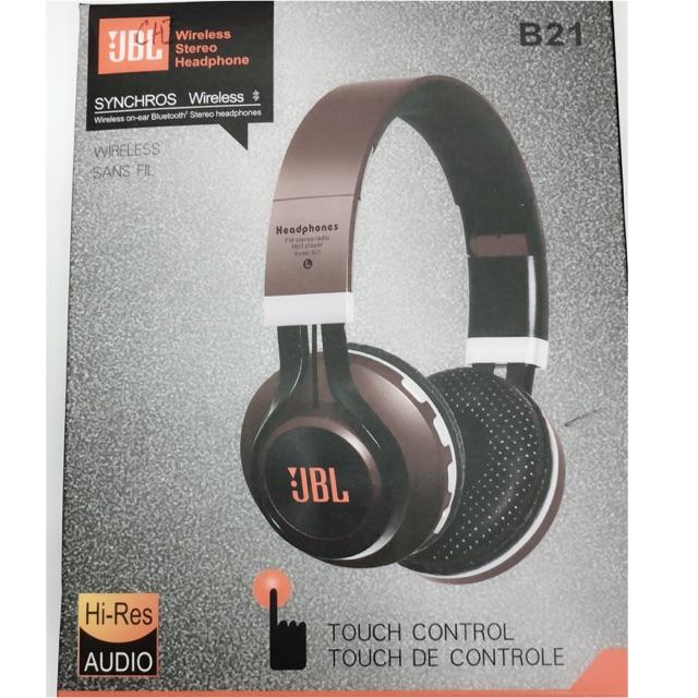 0b713ad583a JBL B460 Bluetooth headset | Shopee Philippines