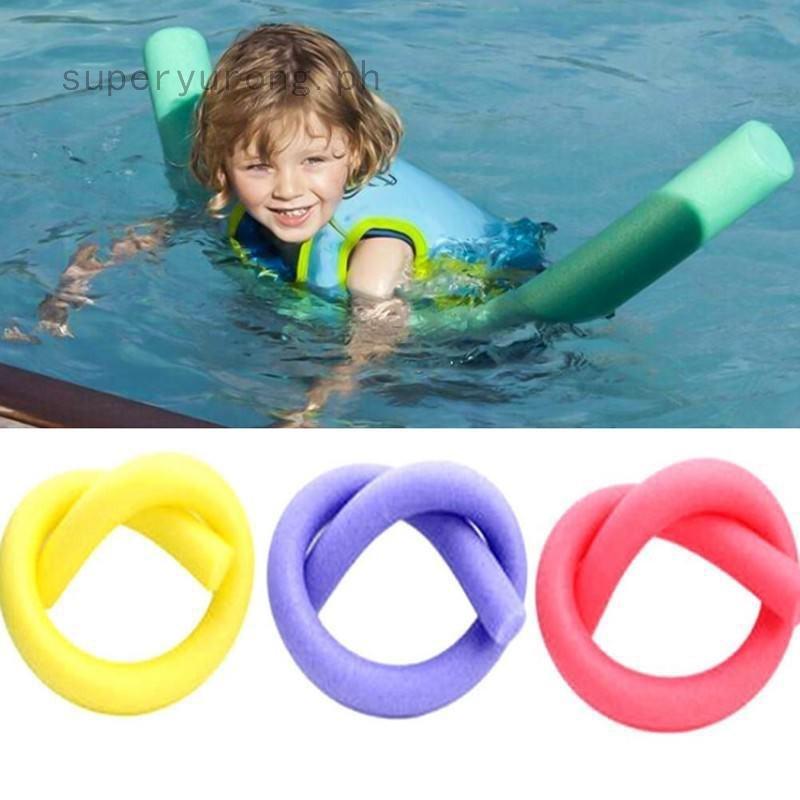 Swimming Pool Noodle Float Noodles Water Flexible Swim Hollow Foam Rod Latest