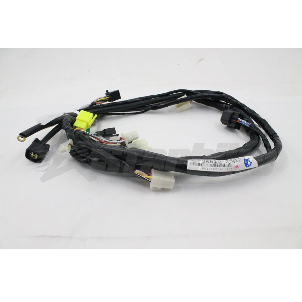 Suzuki Wiring Harness 1 For Raider 150 Shopee Philippines