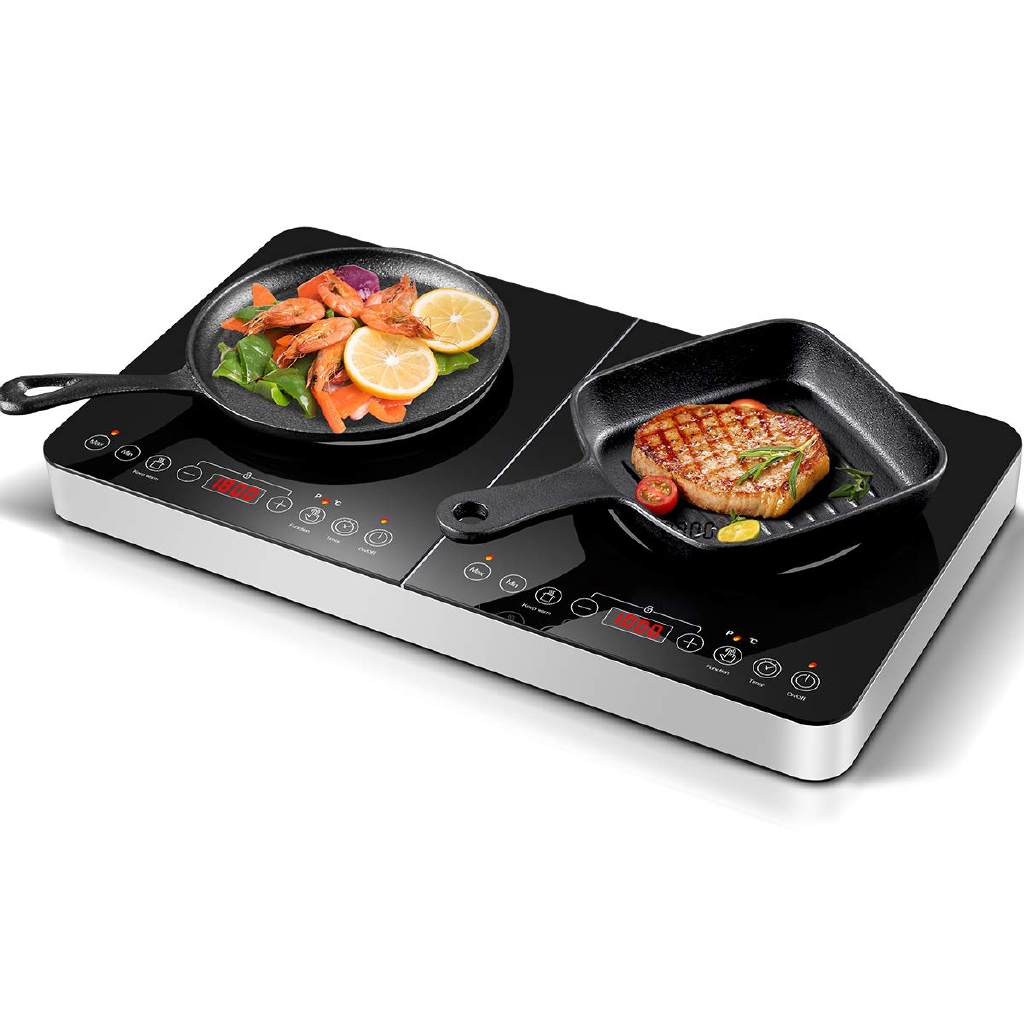 Aobosi Fs Irc111 Induction Hob Double