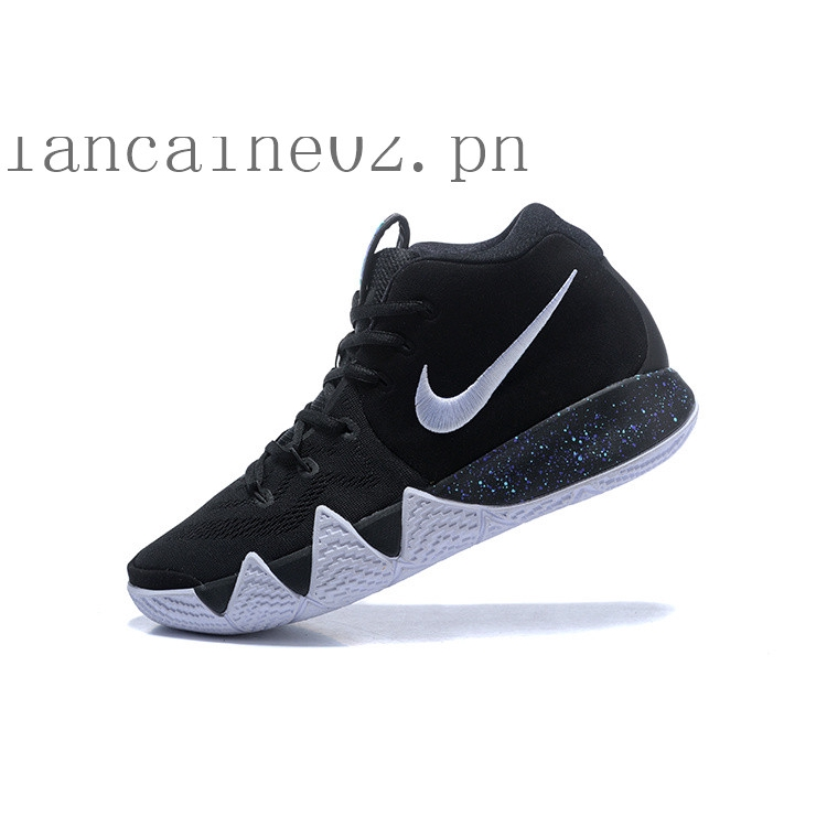 another chance 1576d 54b0f Nike Kyrie Irving 4 Women Basketball Shoes Black White