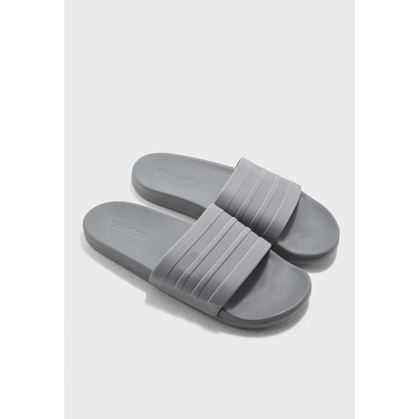 244107cd3284 adidas Men Training Adilette Cloudfoam Plus Cork Slides